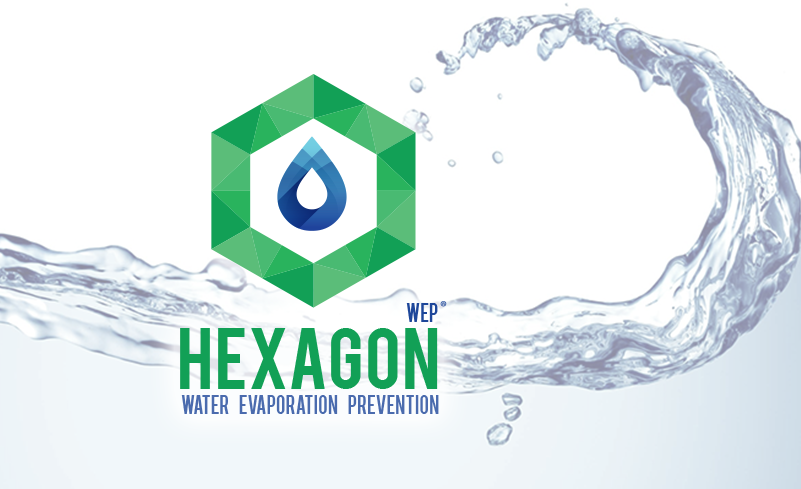 Innovation In Water Evaporation Prevention
