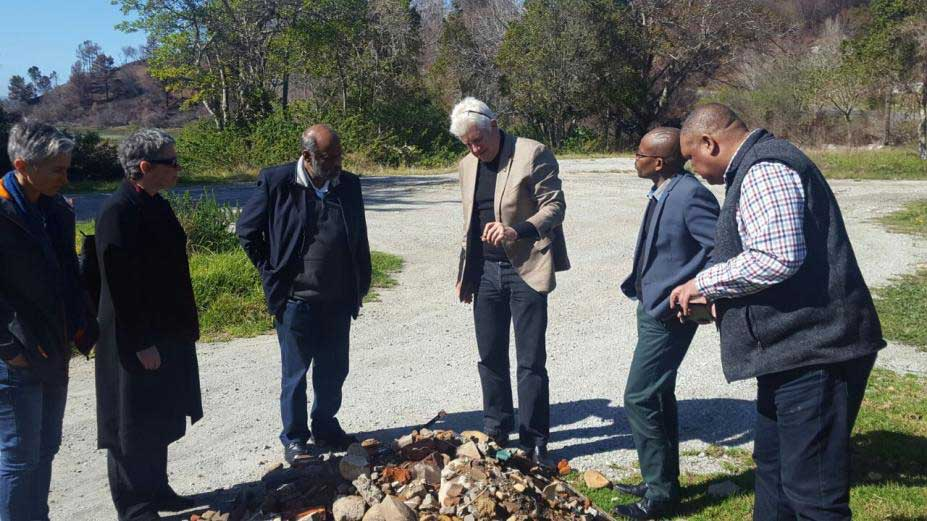 Minister expresses concerns over illegal dumping
