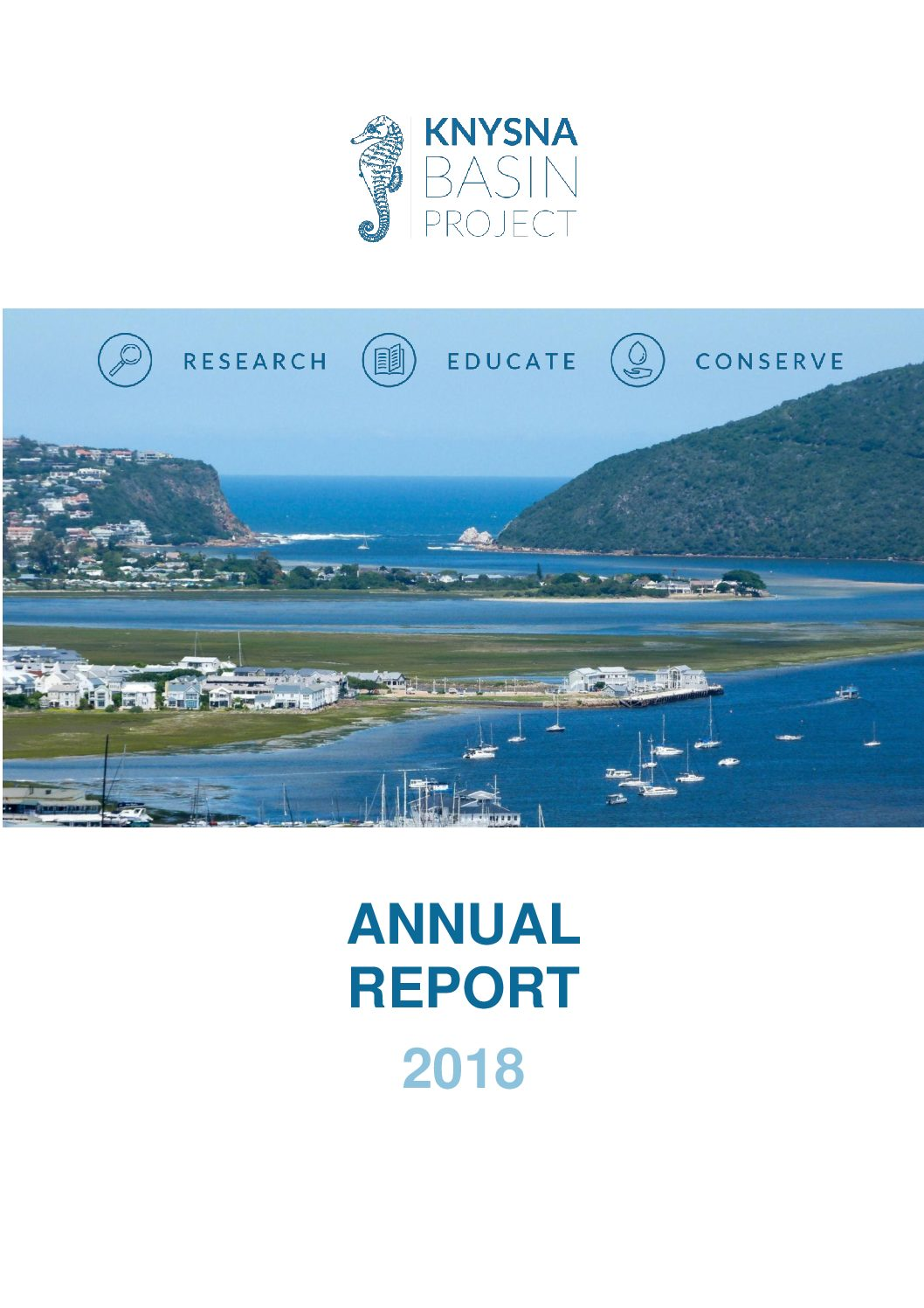 Knysna Basin Project: Annual Report (November 2018)