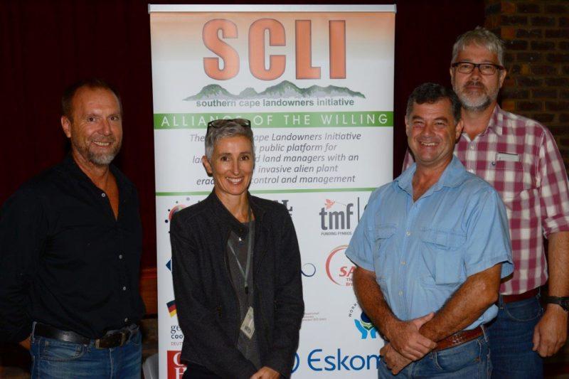 SCLI Landowner Training: Invasive Alien Plants