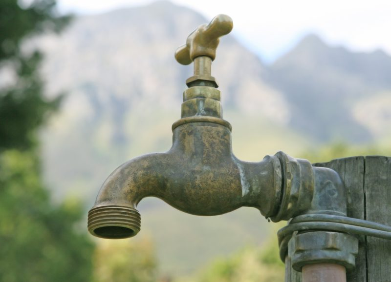 COVID-19, water supply and climate change under spotlight
