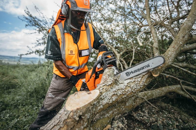 GREF and Husqvarna team up to tackle veld management