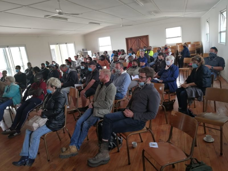 Land cover and river system management takes centre stage at a workshop on invasive alien plants